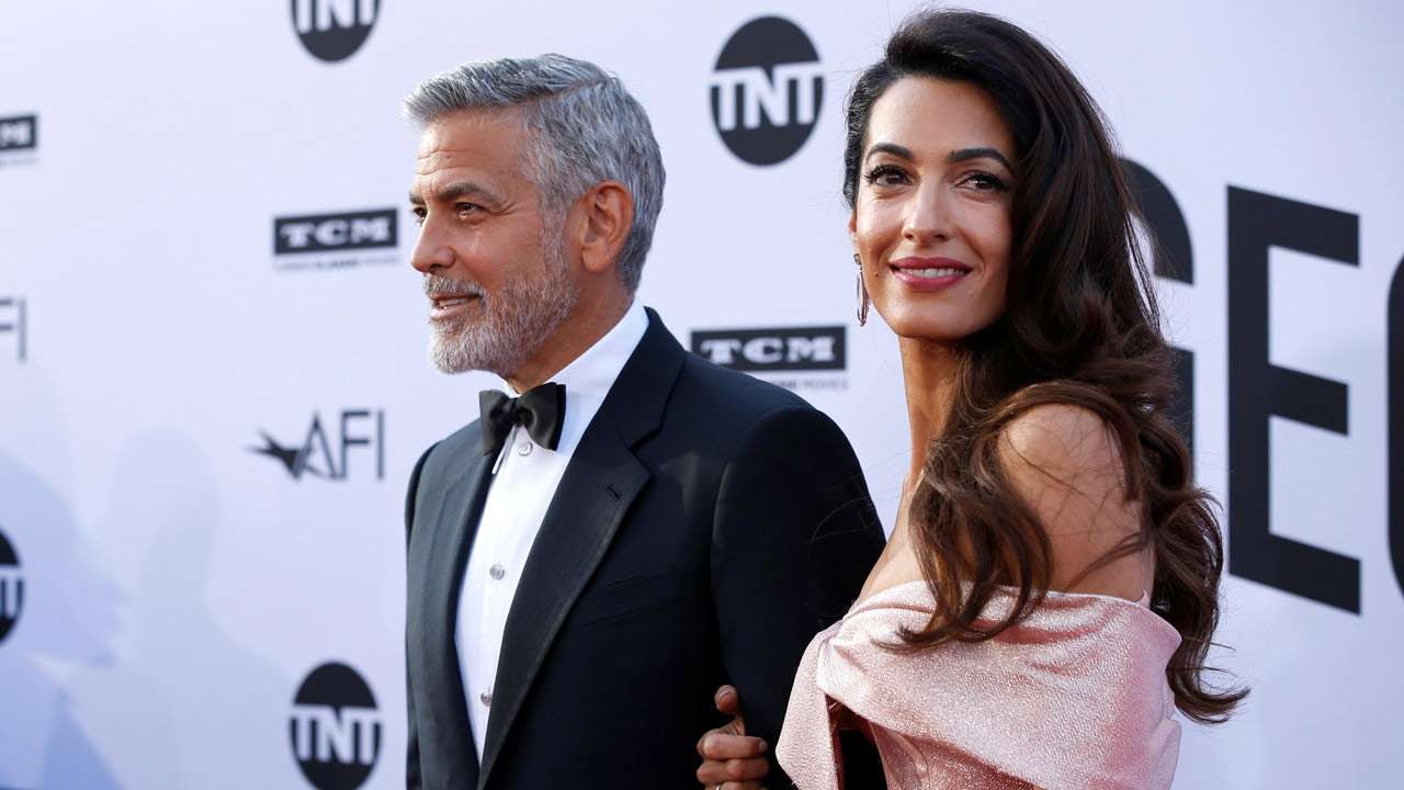 Couple Counseling for George and Amal has Failed