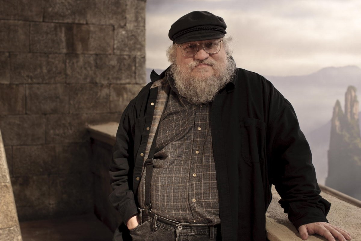 Deuces Down is Edited by George RR Martin