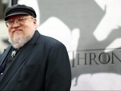 George RR Martin have Time to Edit 'Deuces Down', but not to Finish 'The Winds of Winter' Book