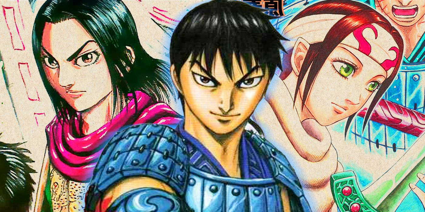 Kingdom Chapter 668 Release Date, Raw Scans and Read Online