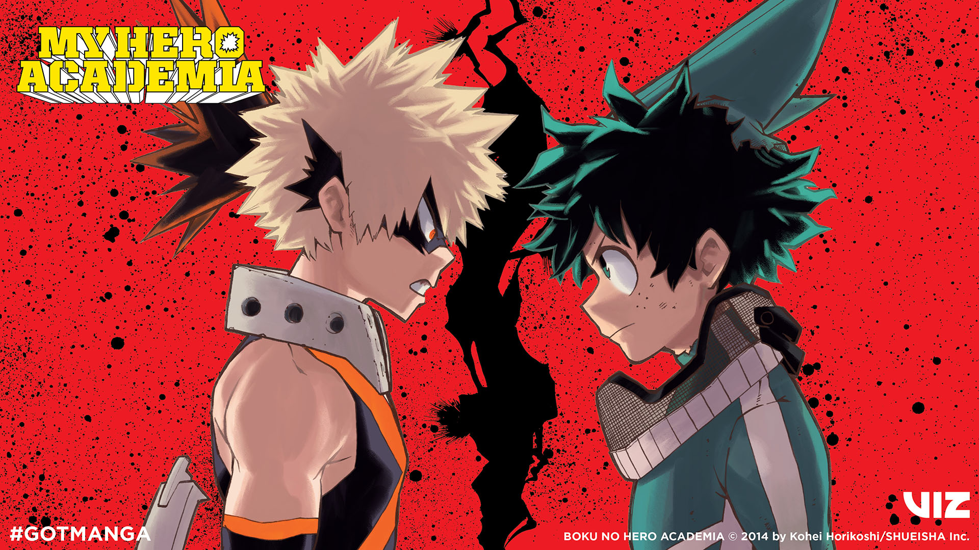 My Hero Academia Chapter 296 Read Online for Free on Sunday