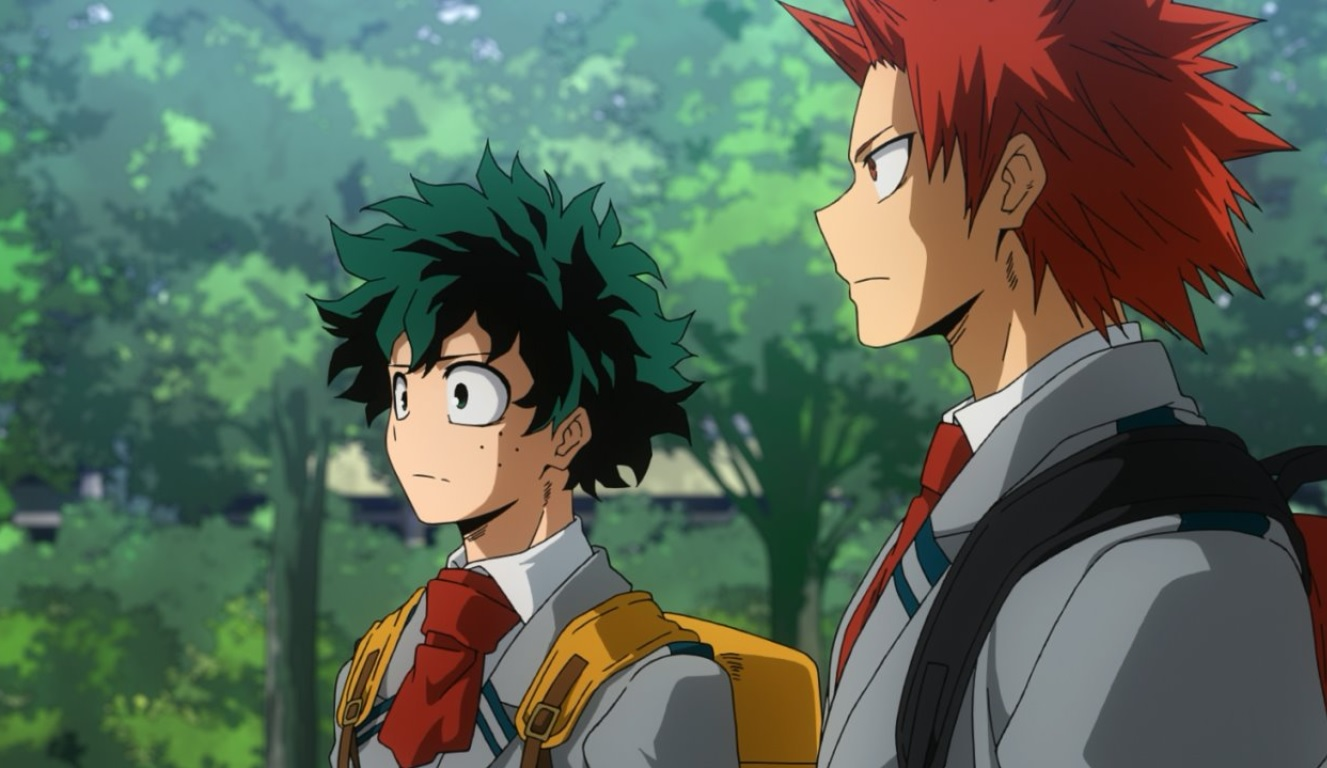 My Hero Academia Chapter 298 Release Date, Raws and Manga Read Online