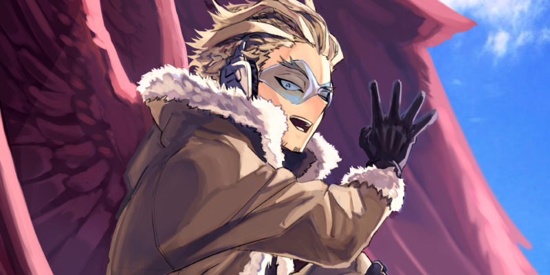 My Hero Academia Chapter 299 Full Summary Spoilers- Hawks Past and Best Jeanist Death Explained