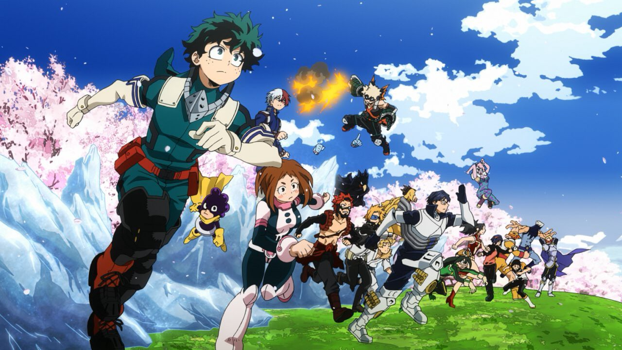 My Hero Academia Season 5 Promo Visuals and Spoilers