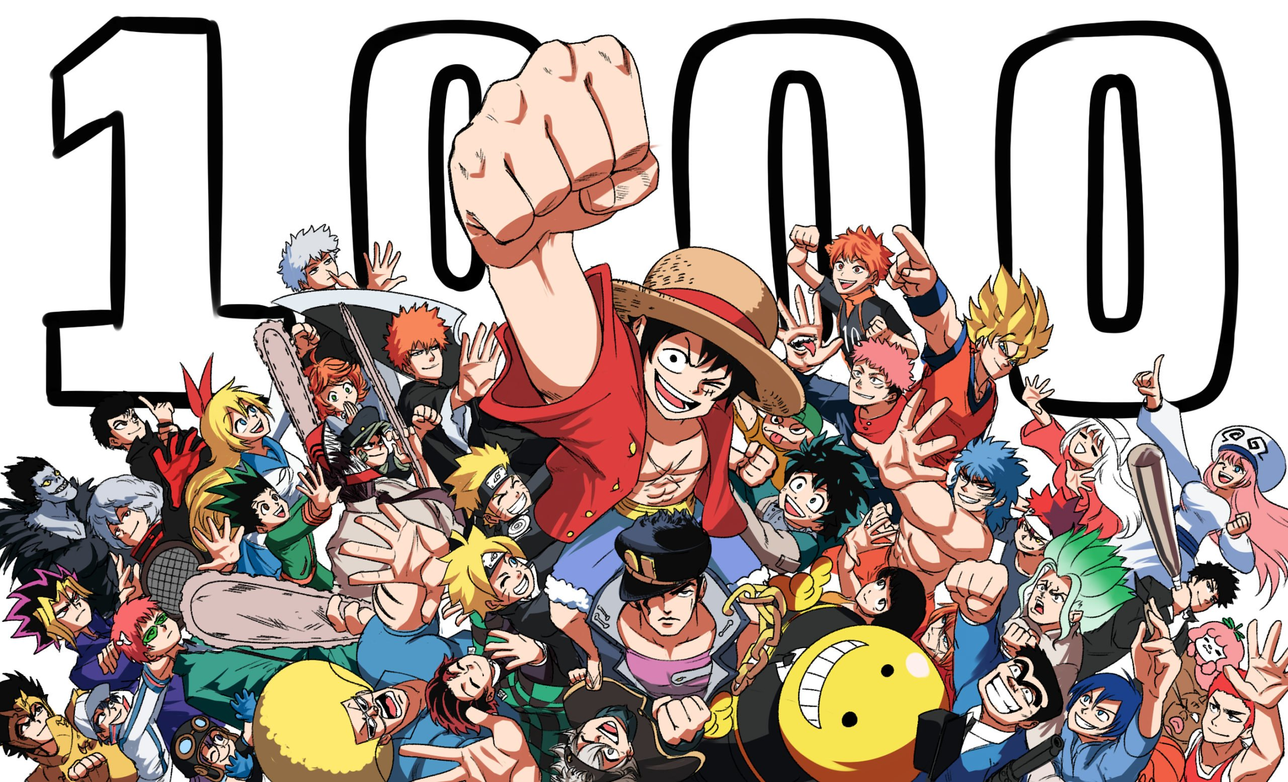 One Piece Chapter 1000 Read Online for Free on Sunday