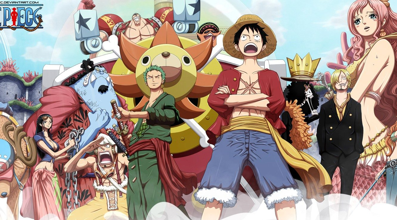 One Piece Chapter 1001 Release Date and Read Manga Online