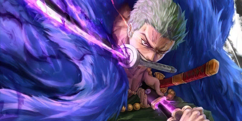 One Piece Chapter 1001 Title Leaks, Spoilers- Zoro uses Spoiler Technique to Stop Big Mom