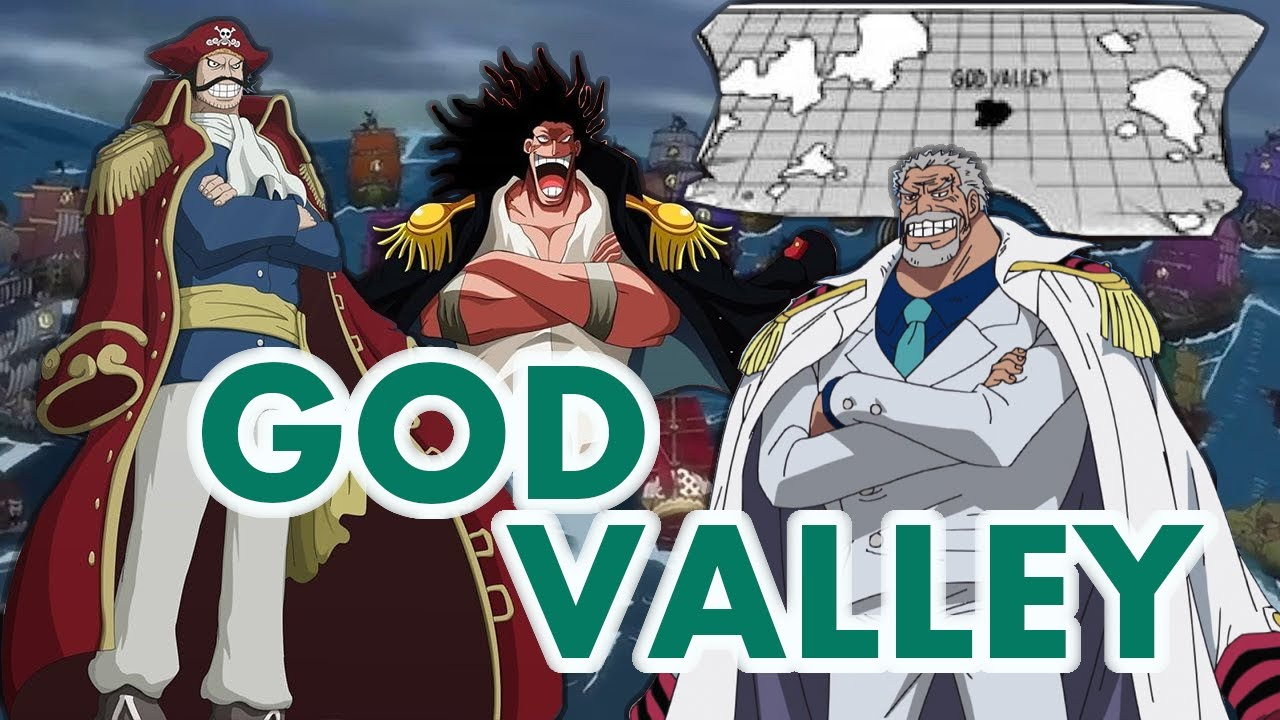 One Piece Chapter 958 will Reveal the God Valley Incident Spoilers