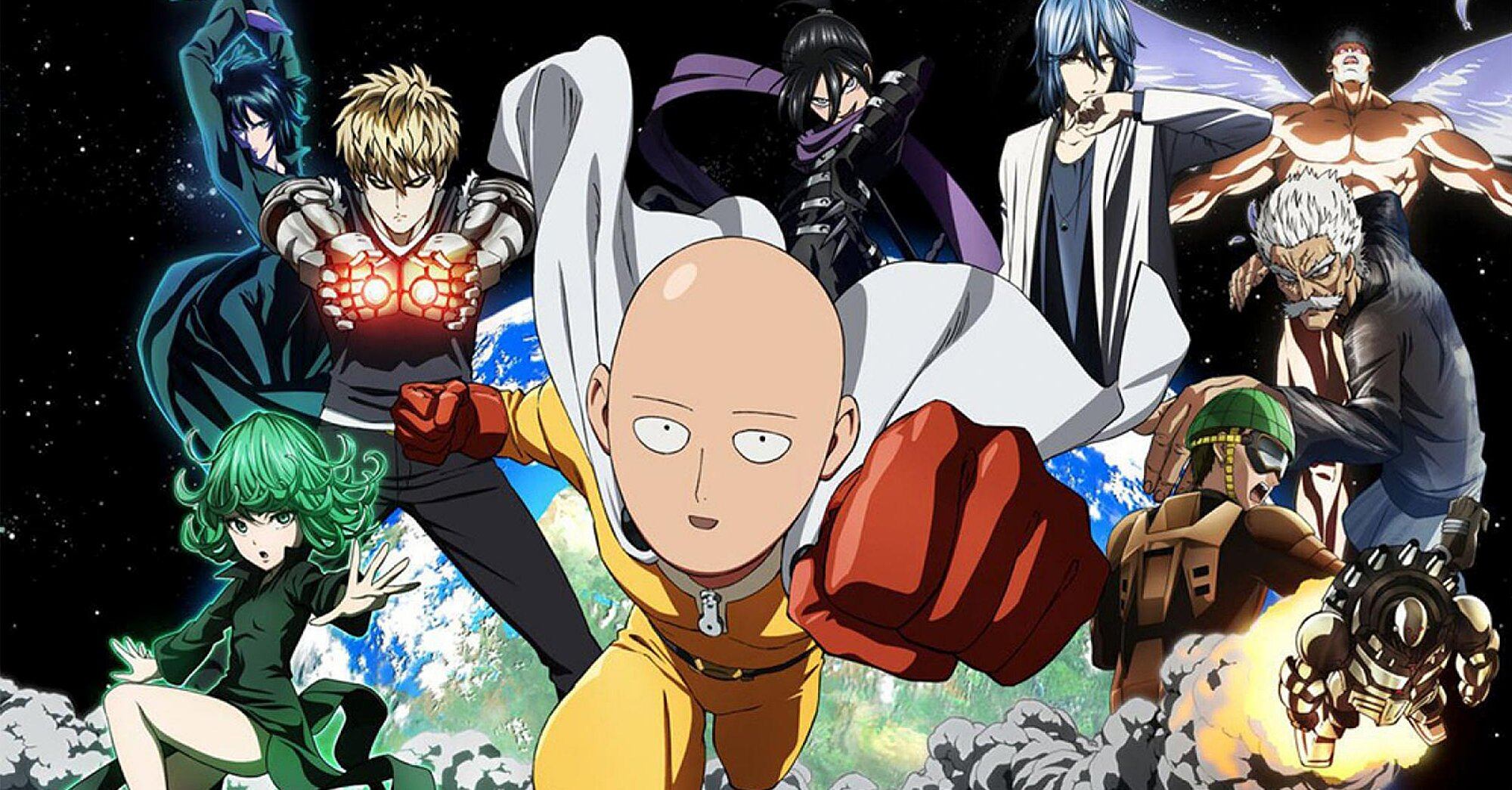 One Punch Man Season 3 Release Date and New Episodes