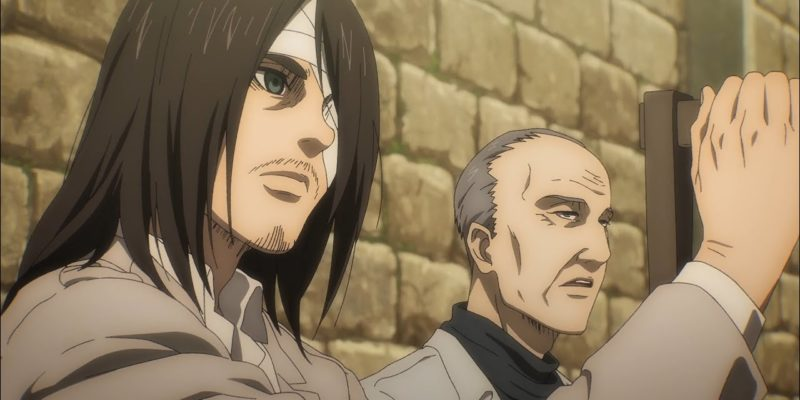 Attack on Titan Chapter 138 Theories, Predictions- Is Eren really inside the Founding Titan?
