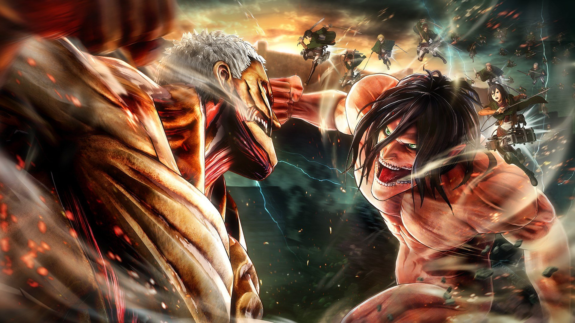 Attack on Titan Season 4 Episode 9 Watch Online with English Subtitles