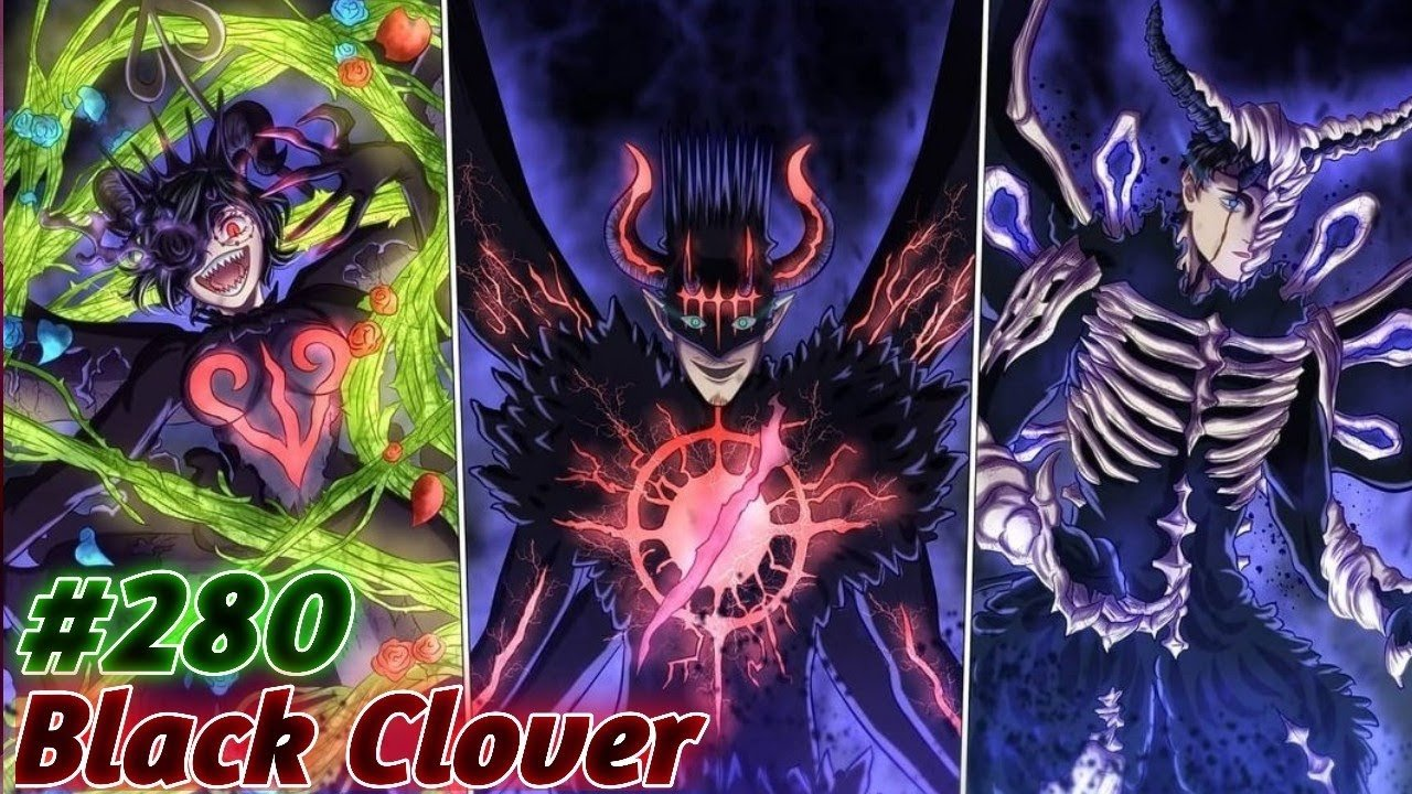Black Clover Chapter 281 Spoilers, Leaks and Theories