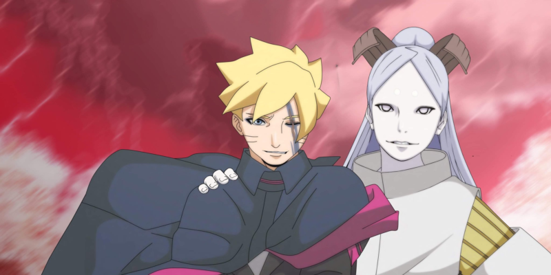 Boruto Chapter 55 Spoilers Predictions- Boruto and Momoshiki to form a Symbiotic Relationship?
