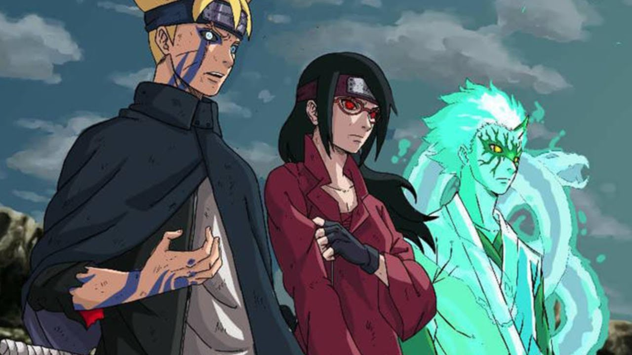 Boruto Chapter 55 Spoilers, Theories and Possible Time Skip
