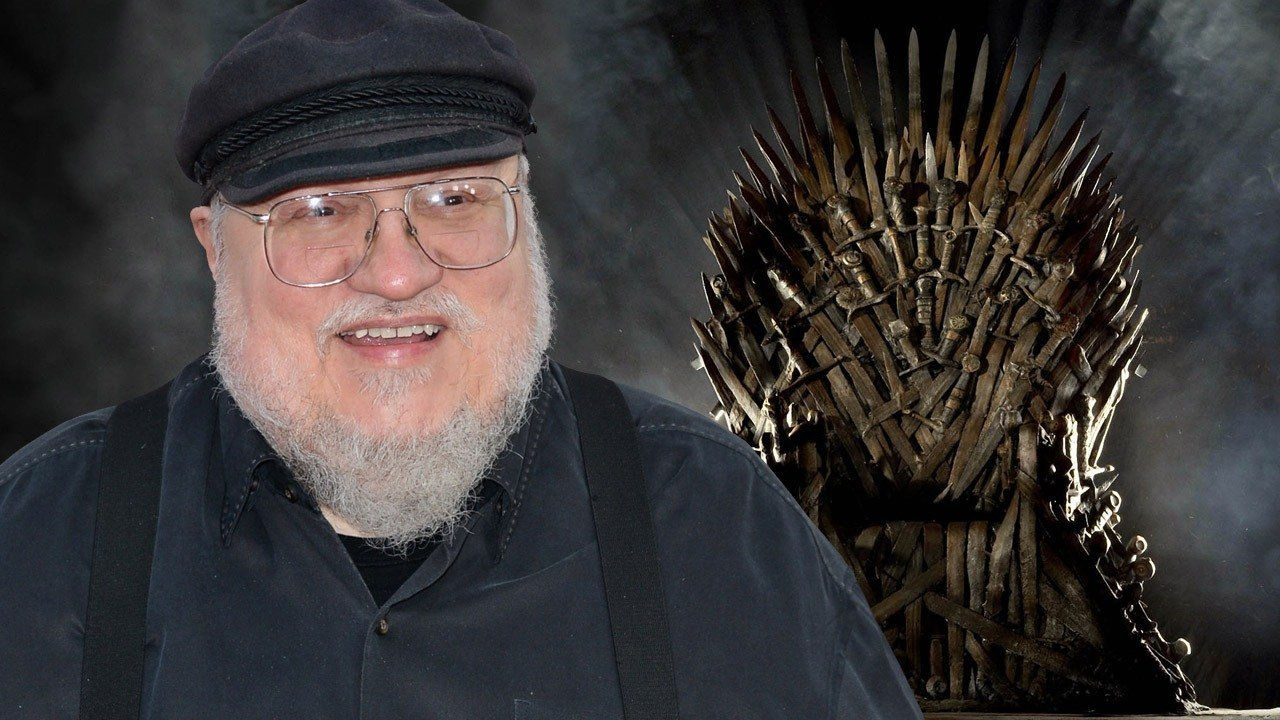 George RR Martin hopes to finish TWOW in 2021
