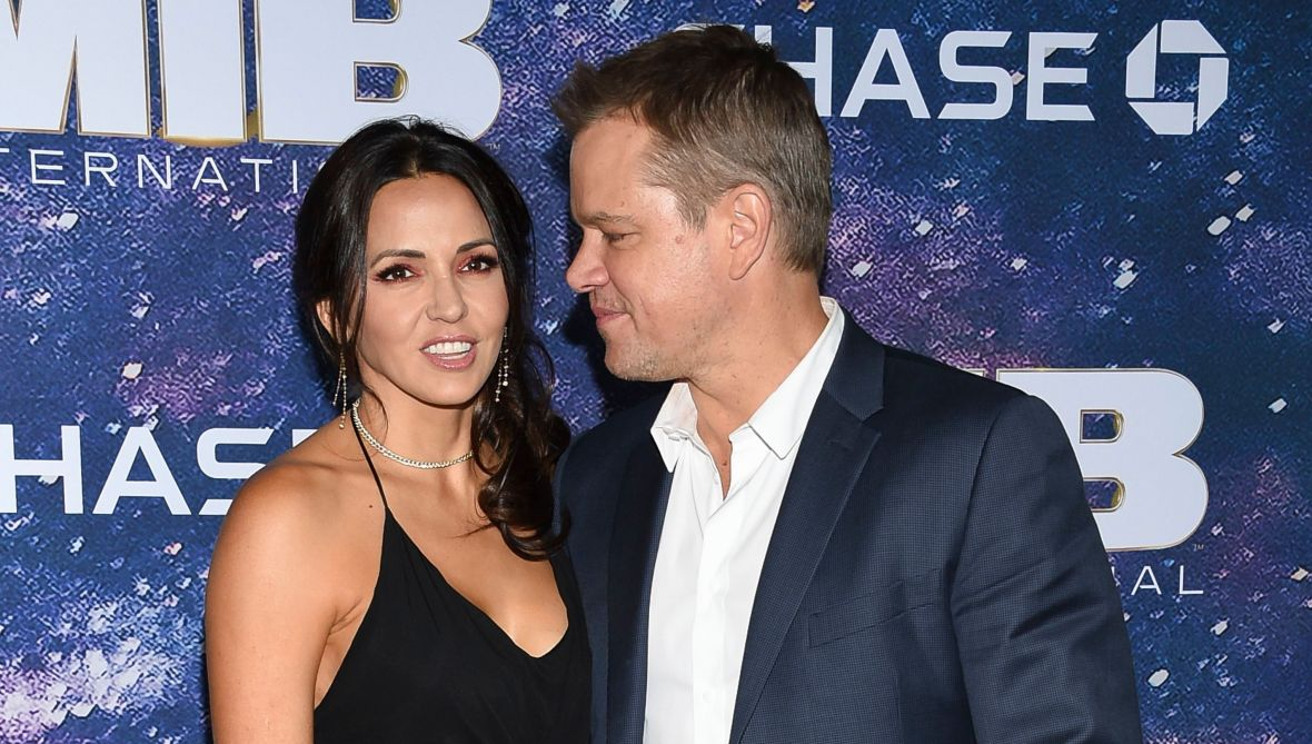 Matt Damon, Luciana Barroso Divorce Rumors and Real Truth