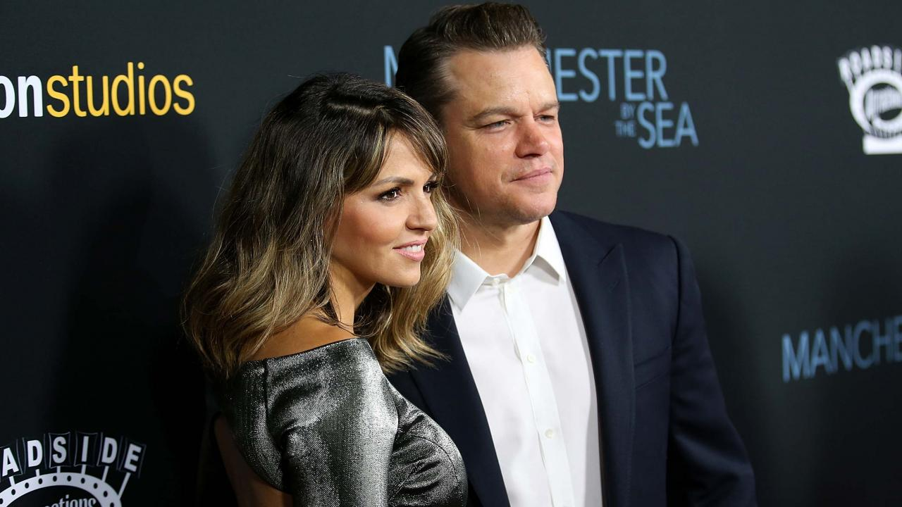 Matt Damon and Luciana Barroso are having Marriage Issues after COVID-19
