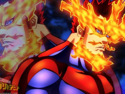 My Hero Academia Chapter 300 Spoilers, Title Leaks- Endeavor Todorki wakes up in Family Hell