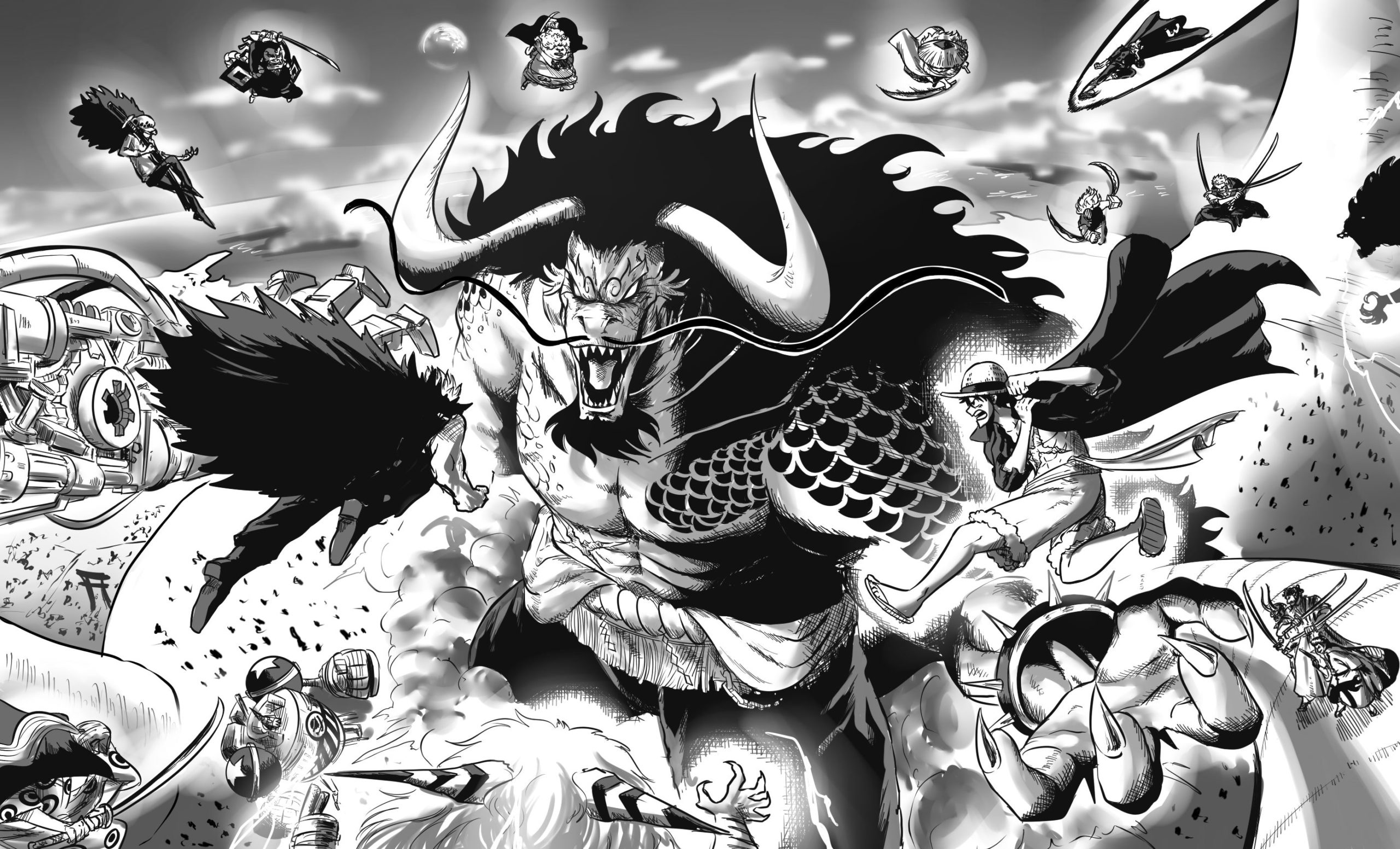 One Piece Chapter 1003 Title, Spoilers, Leaks and Summary