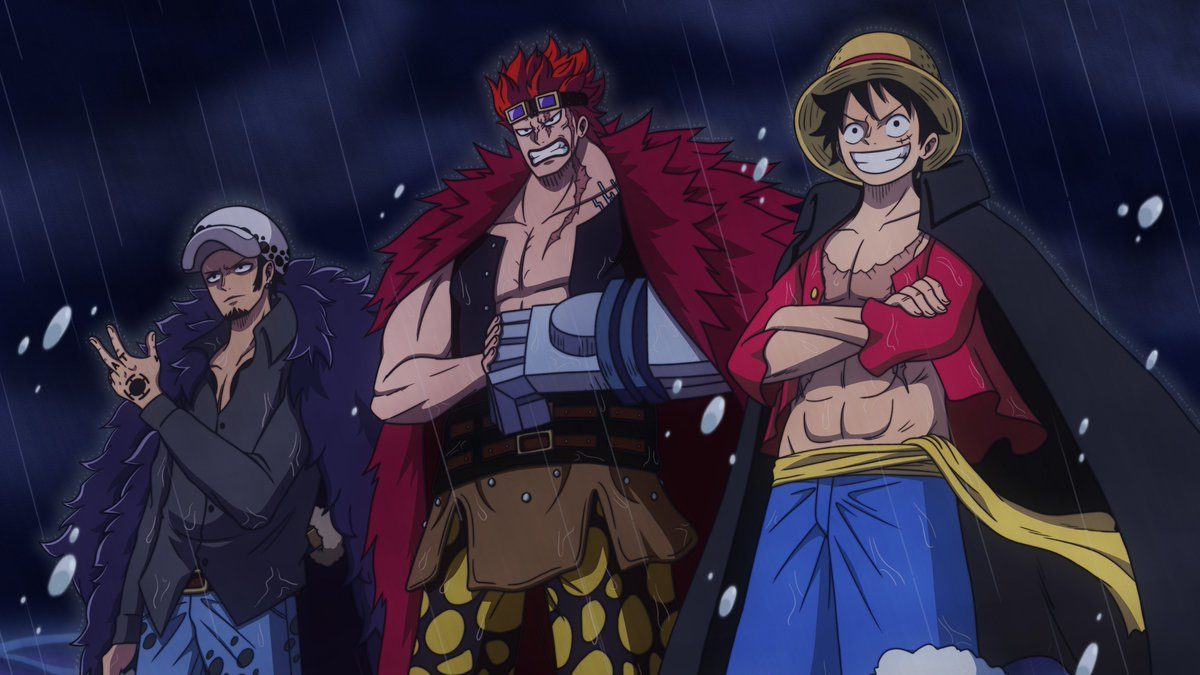 One Piece Chapter 1004 Predictions, Reddit Theories: Third ...