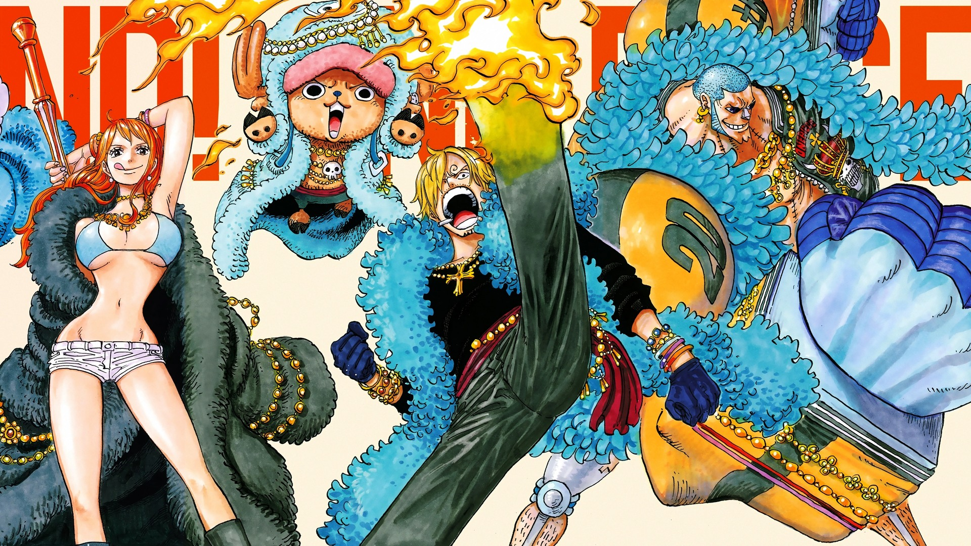One Piece Chapter 1004 Release Date and Read Manga Online