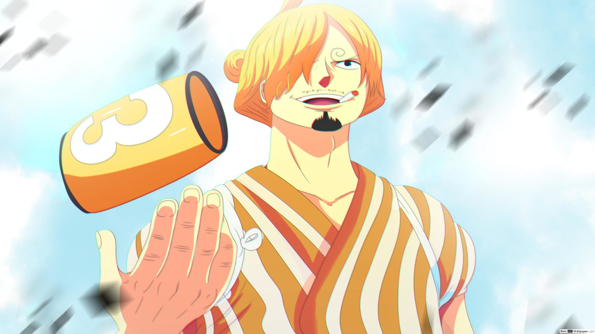 One Piece Chapter 1005 Raws, Scanlations Update: Read Online the Official English Manga Version ...