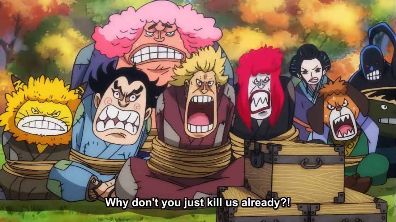 One Piece Chapter 1005 Theories and Predictions