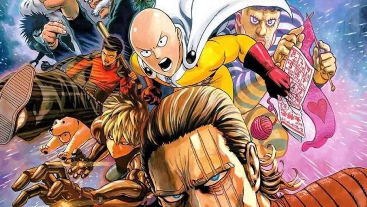 One Punch Man Chapter 140 Release Date and Read Manga Online