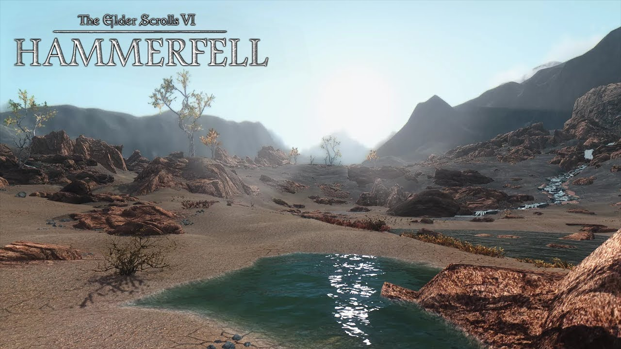 The Elder Scrolls 6 Gameplay and Console Compatibility
