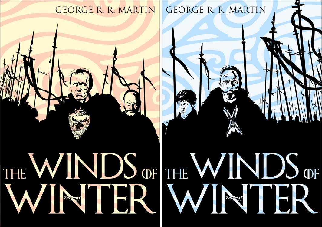 The Winds of Winter Release Date and Publishing Updates