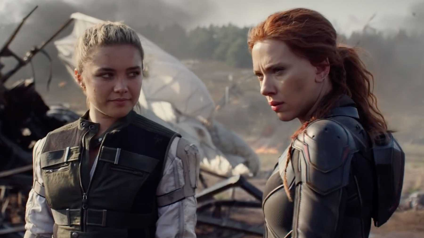 Will Black Widow comes out on Disney Plus? Does the Movie have a Disney+ Release Date?
