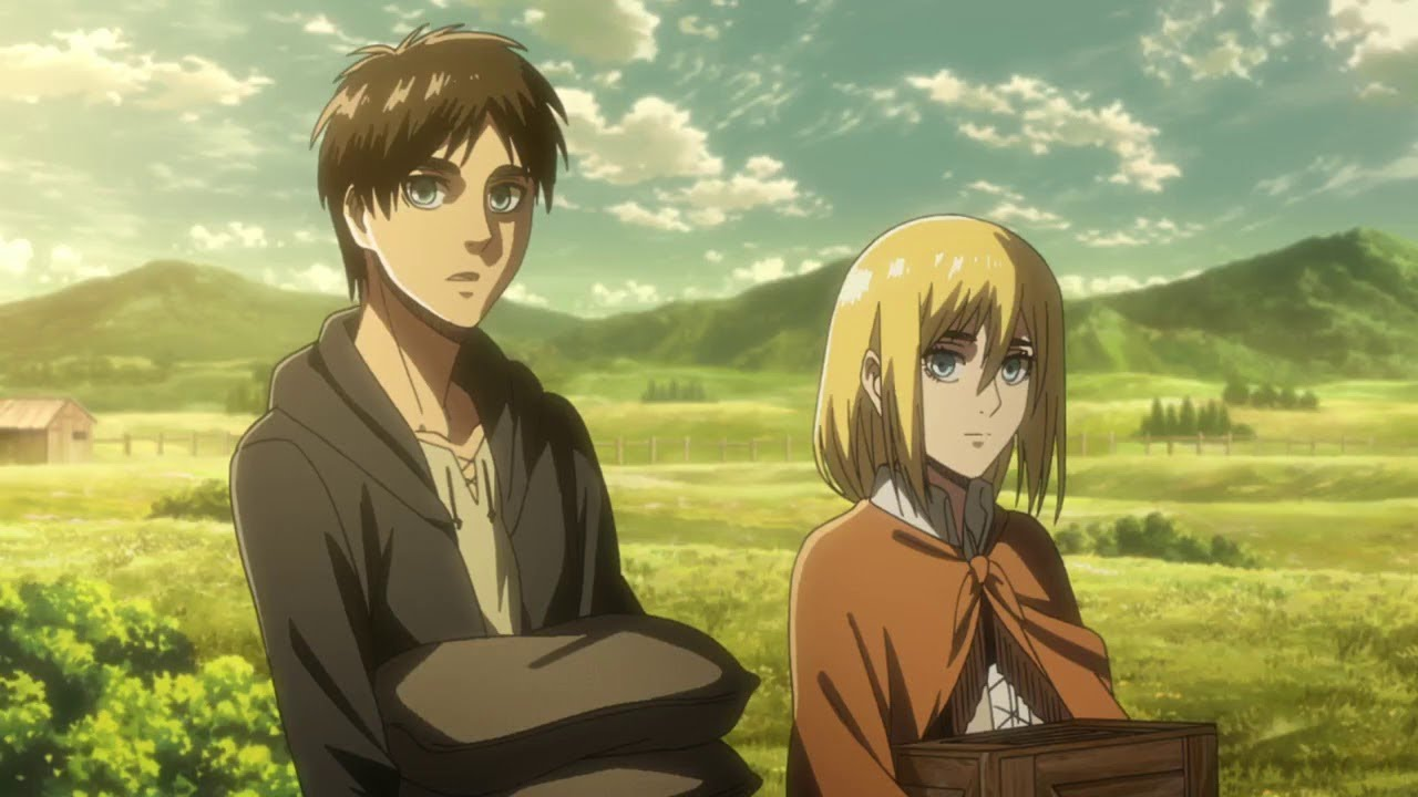 Attack on Titan Chapter 138 Spoilers, Leaks Unverified: Eren and Historia's Baby Revealed ...