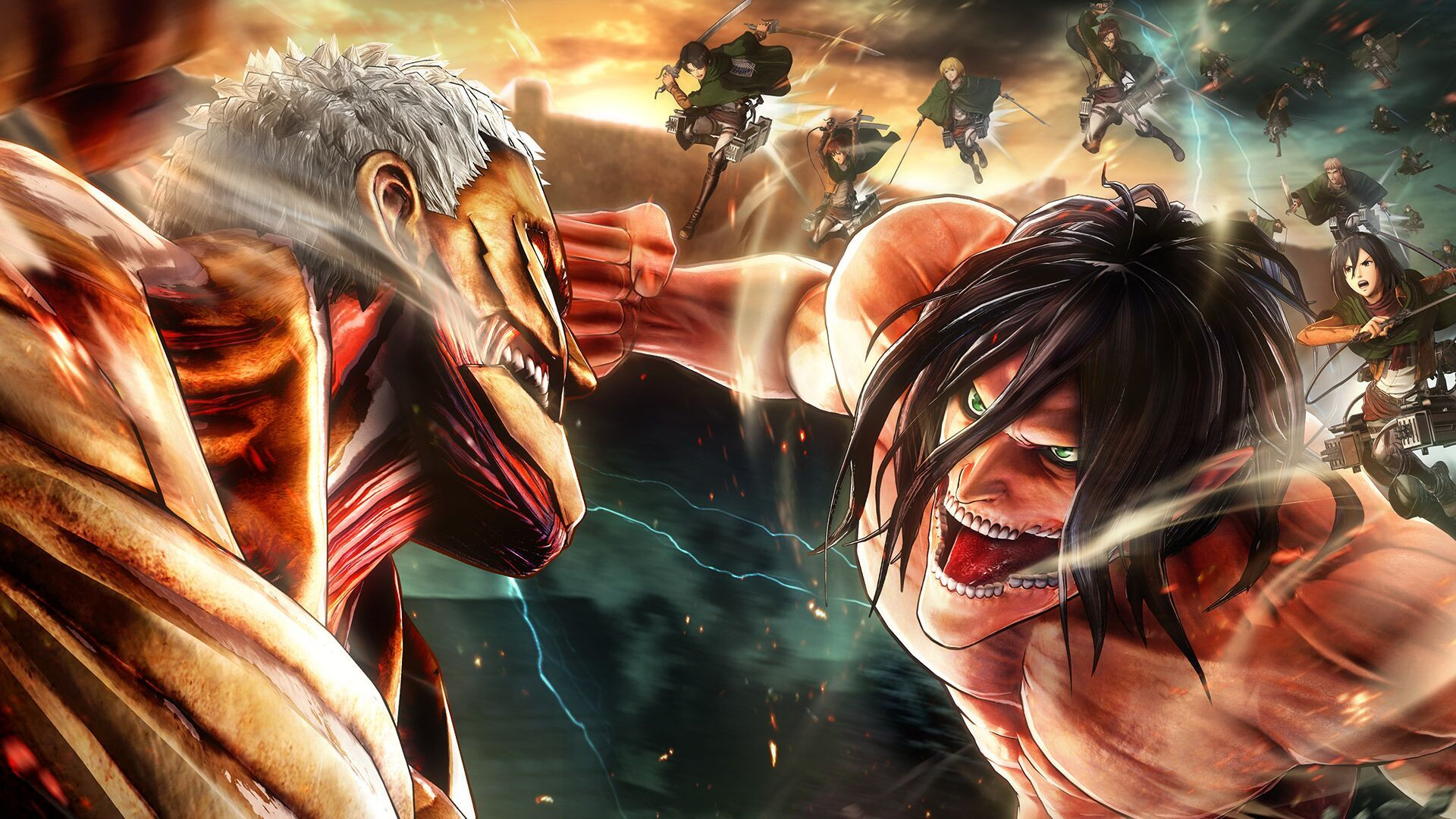Attack On Titan Chapter 139 Release Date Spoilers The Alliance Members Turns Into Titans Blocktoro