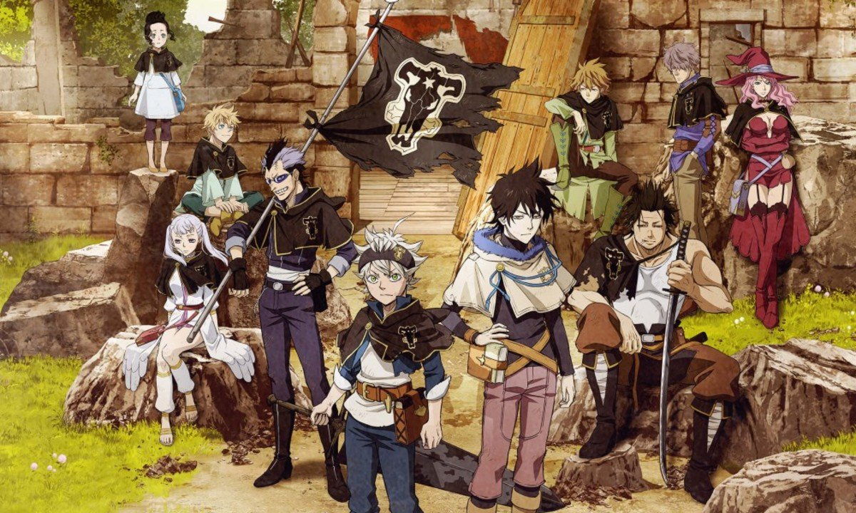 Black Clover Chapter 284 Read Online for Free and Legally