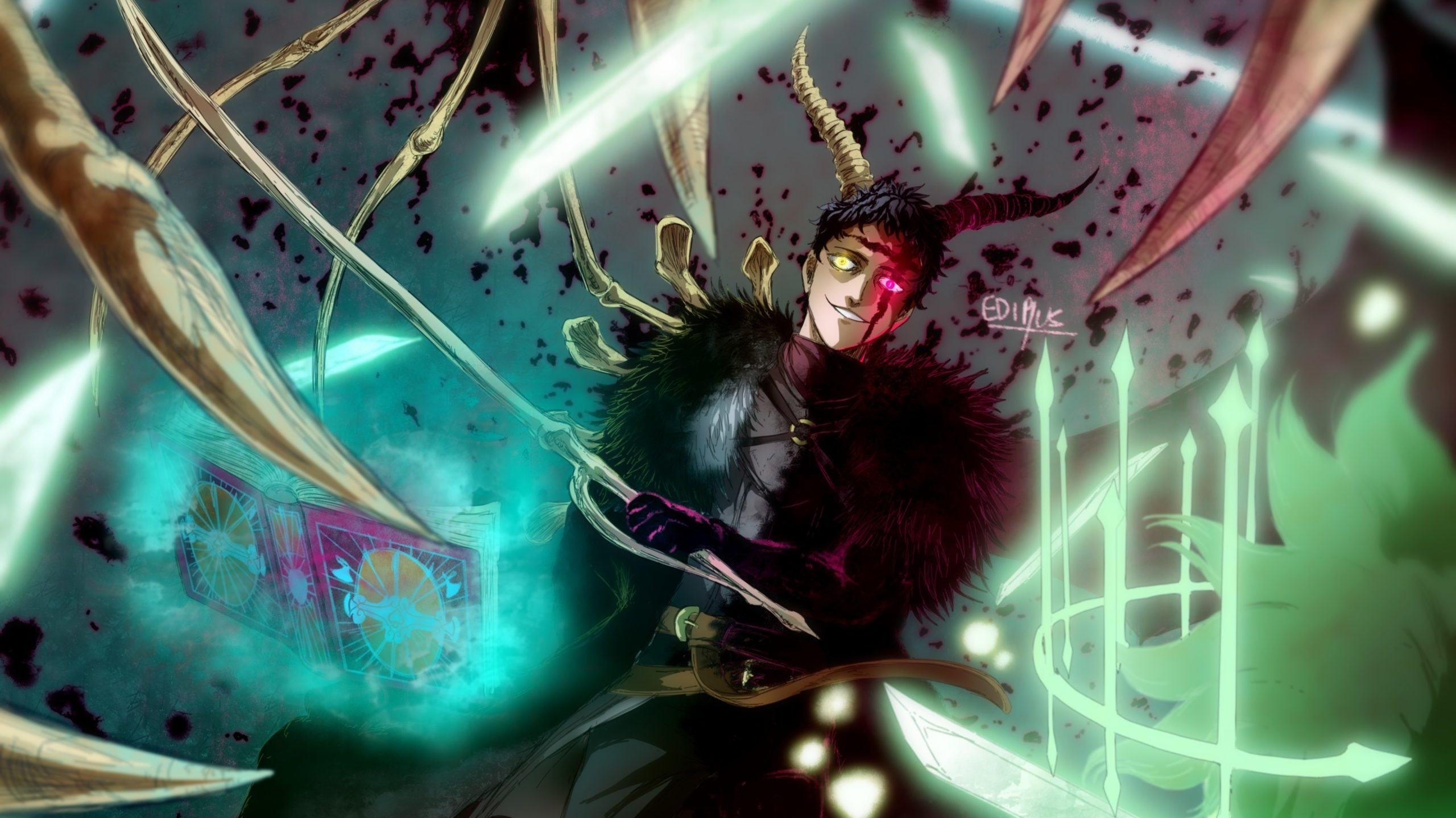 Black Clover Movie Release Date and Plot Updates