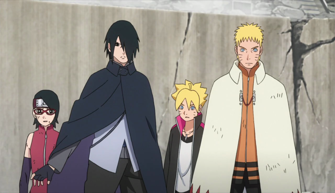 Boruto Chapter 56 Spoilers, Leaks and Theories
