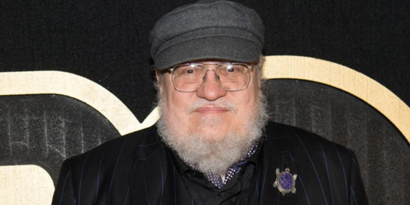George RR Martin is Ready to Write 'In the Lost Lands' Sequel, but not The Winds of Winter