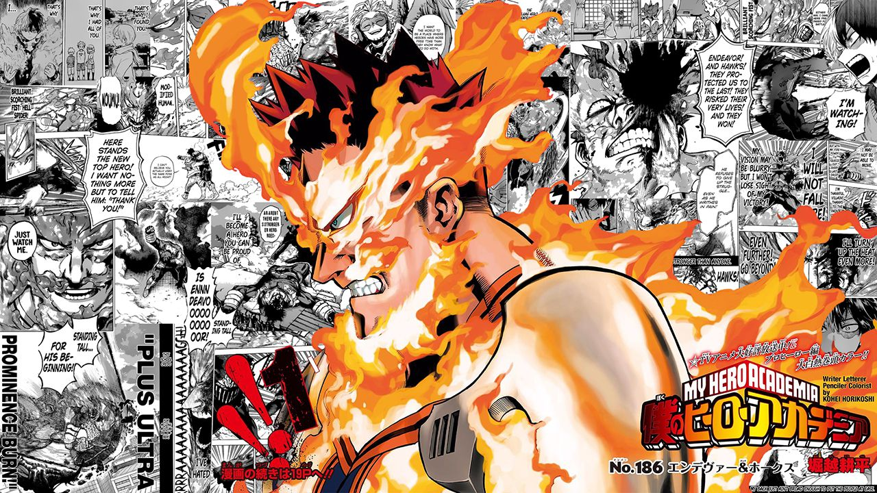 My Hero Academia Chapter 304 Fake Spoilers and Title Leaks Alert
