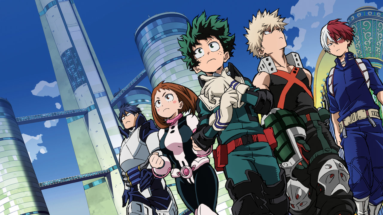 My Hero Academia Chapter 304 Read Online in English for Free