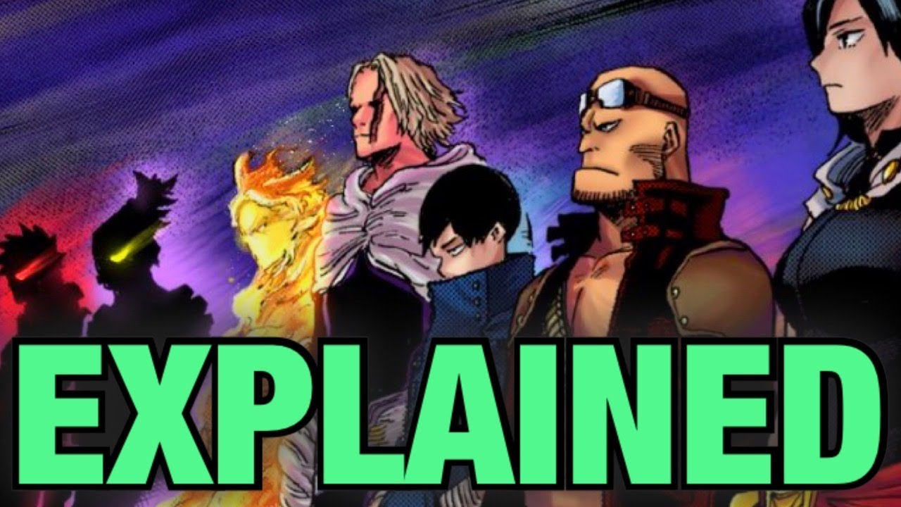 My Hero Academia Chapter 305 Fake Spoilers and Title Leaks Alert