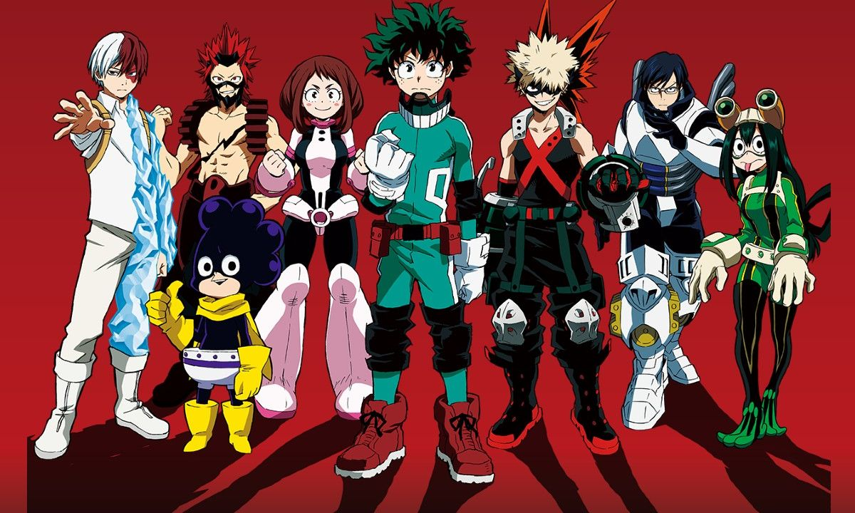 My Hero Academia Chapter 308 Release Date Update and Break Canceled