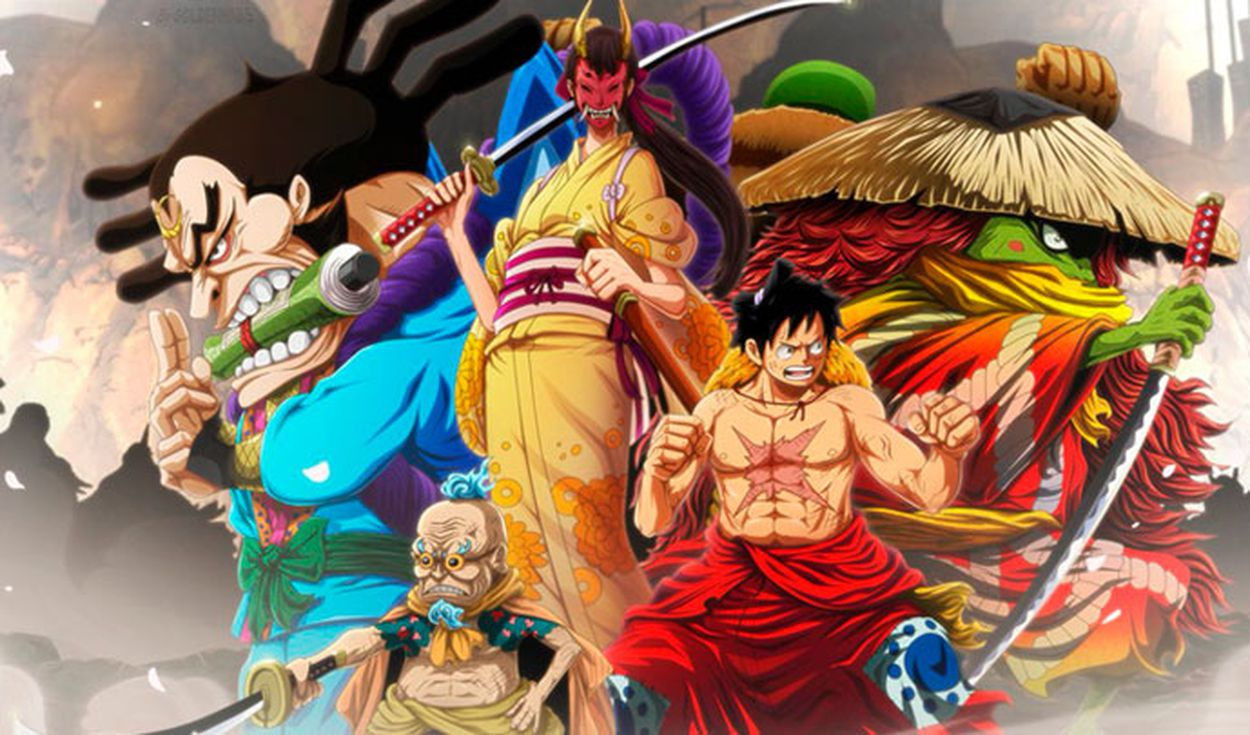 One Piece Chapter 1007 Release Date, Raws Scans and Read Online