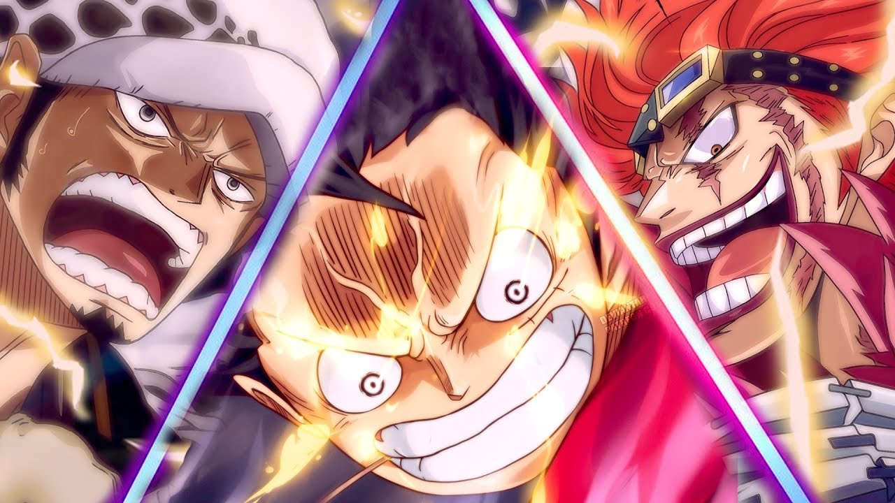 One Piece Chapter 1008 Release Date and Preview Spoilers