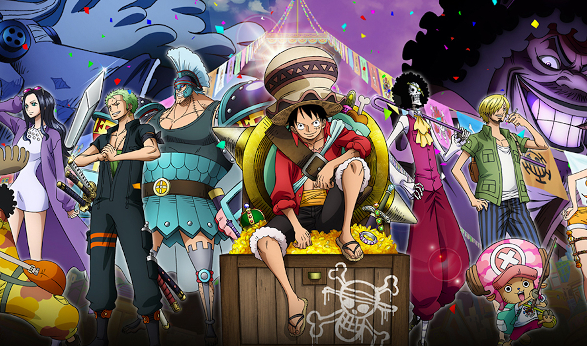 Read Online One Piece Chapter 1006 English Version