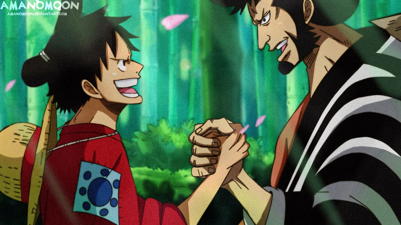 Read Online One Piece Chapter 1007 Legally for Free