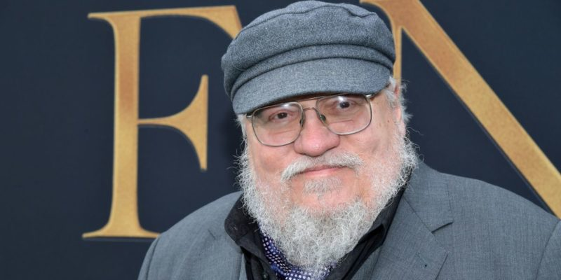 The Winds of Winter Update: Fans asks George RR Martin to Work on TWOW after getting Vaccine