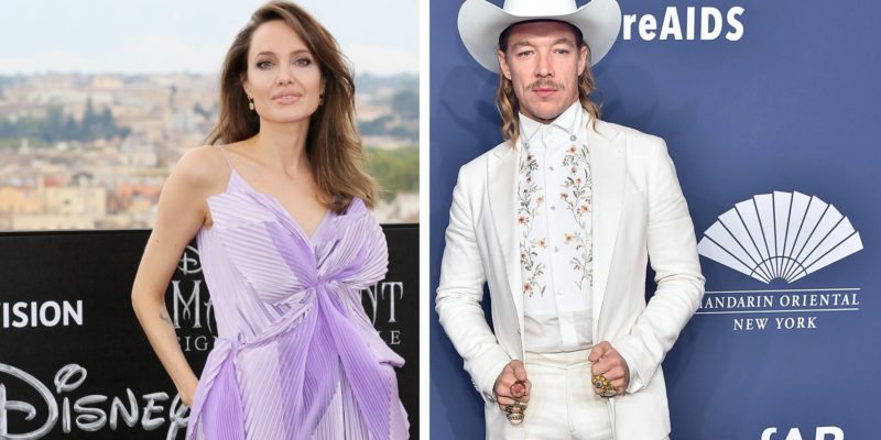 Angelina Jolie, Diplo Dating Rumors: Angie's Son Pax is Setting up Relationship with the DJ