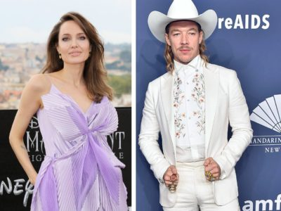 Angelina Jolie, Diplo Dating Rumors: Hollywood Actress in a Relationship with the DJ?