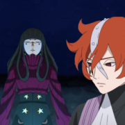 Boruto Chapter 57 Cover Page Spoilers: Cyborg Ada from Kara is the New Threat to Konoha Village