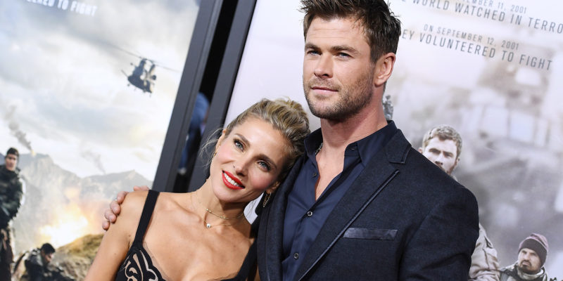 Chris Hemsworth, Elsa Pataky Rumors- Adrien Brody's Castle creating Marriage Issues for 'Thor' Star